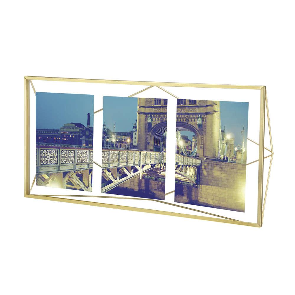 Panorama Bilderrahmen Prisma Gold Matt online kaufen | Heimkleid