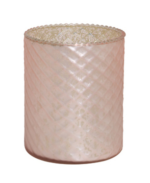 WINDLICHT MESH ROSA GOLD