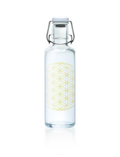 SOULBOTTLES FLOWER OF LIFE 0,6L