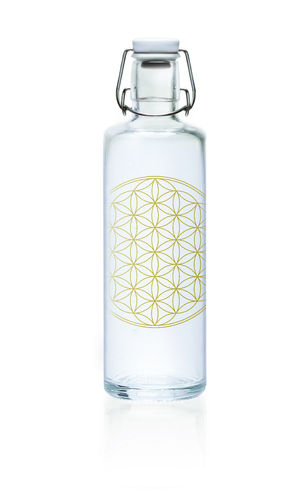 SOULBOTTLES FLOWER OF LIFE 1L