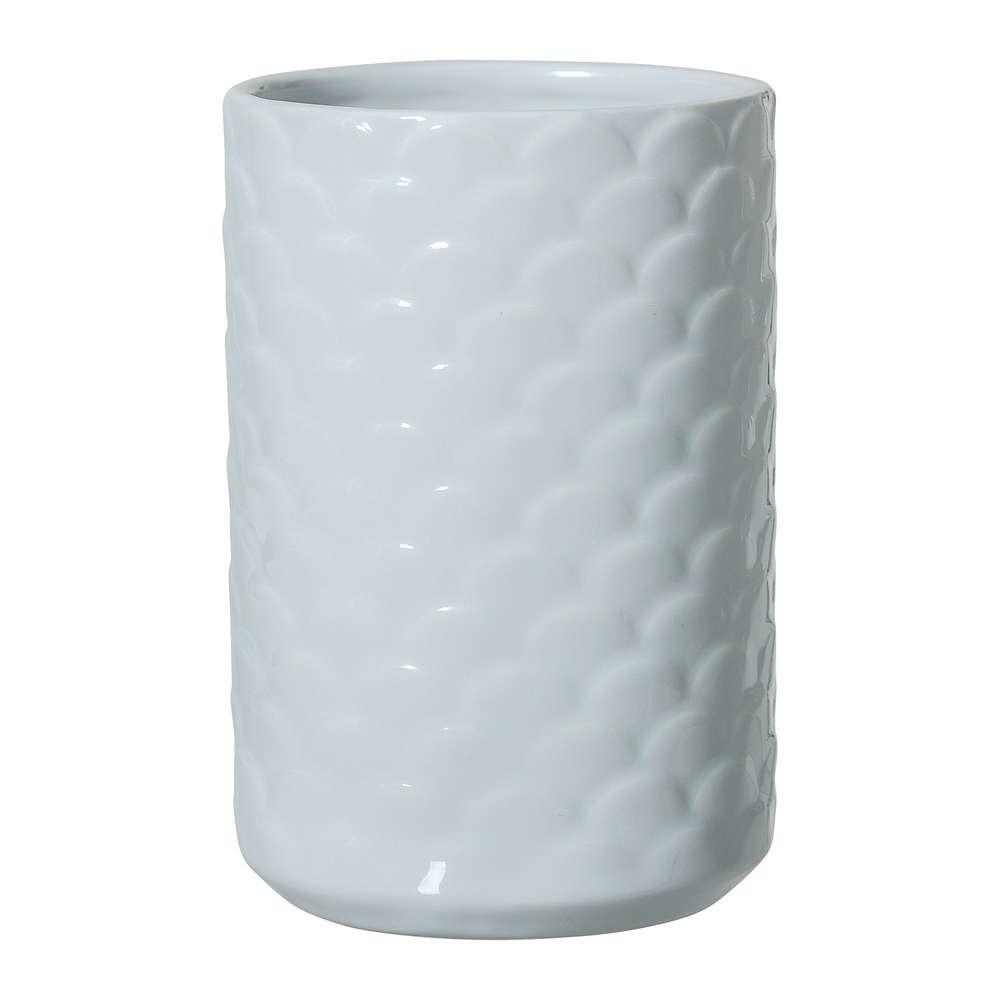 Keramik Vase Hellblau 17cm online kaufen | Heimkleid