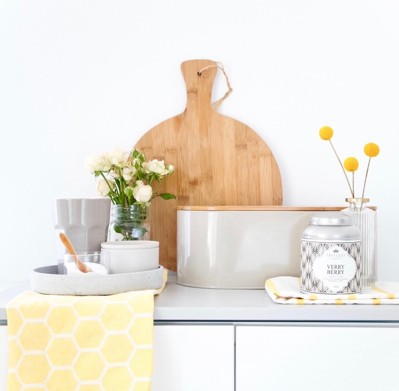 6 Tipps & Deko Ideen für die Küche auf Heimkleid.com